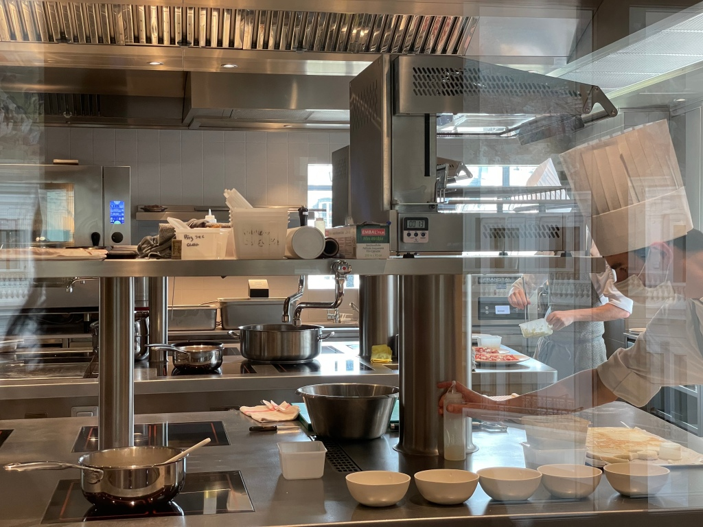 Restaurant Michel Bras