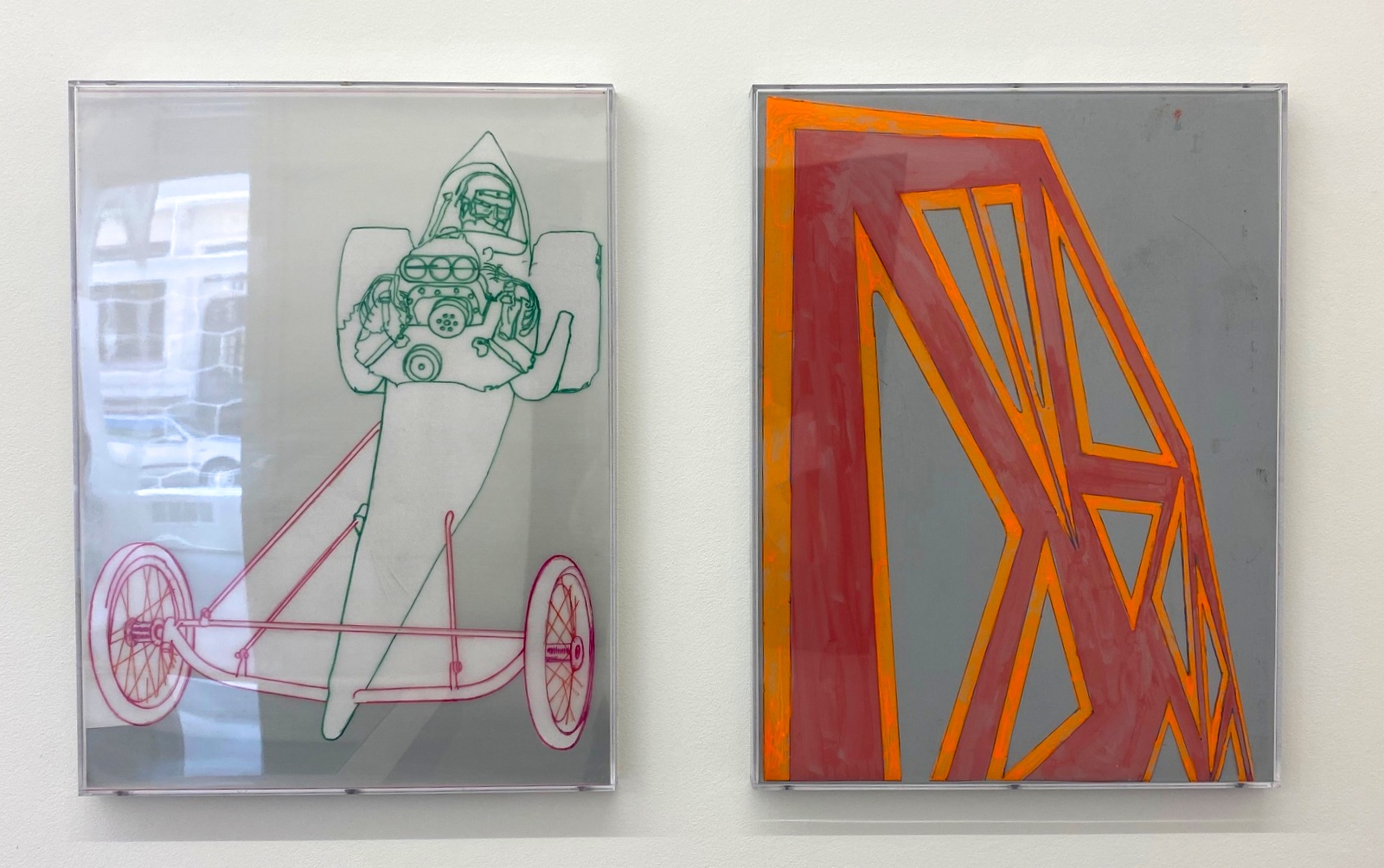 Blair Thurman,Galerie Joy de Rouvre