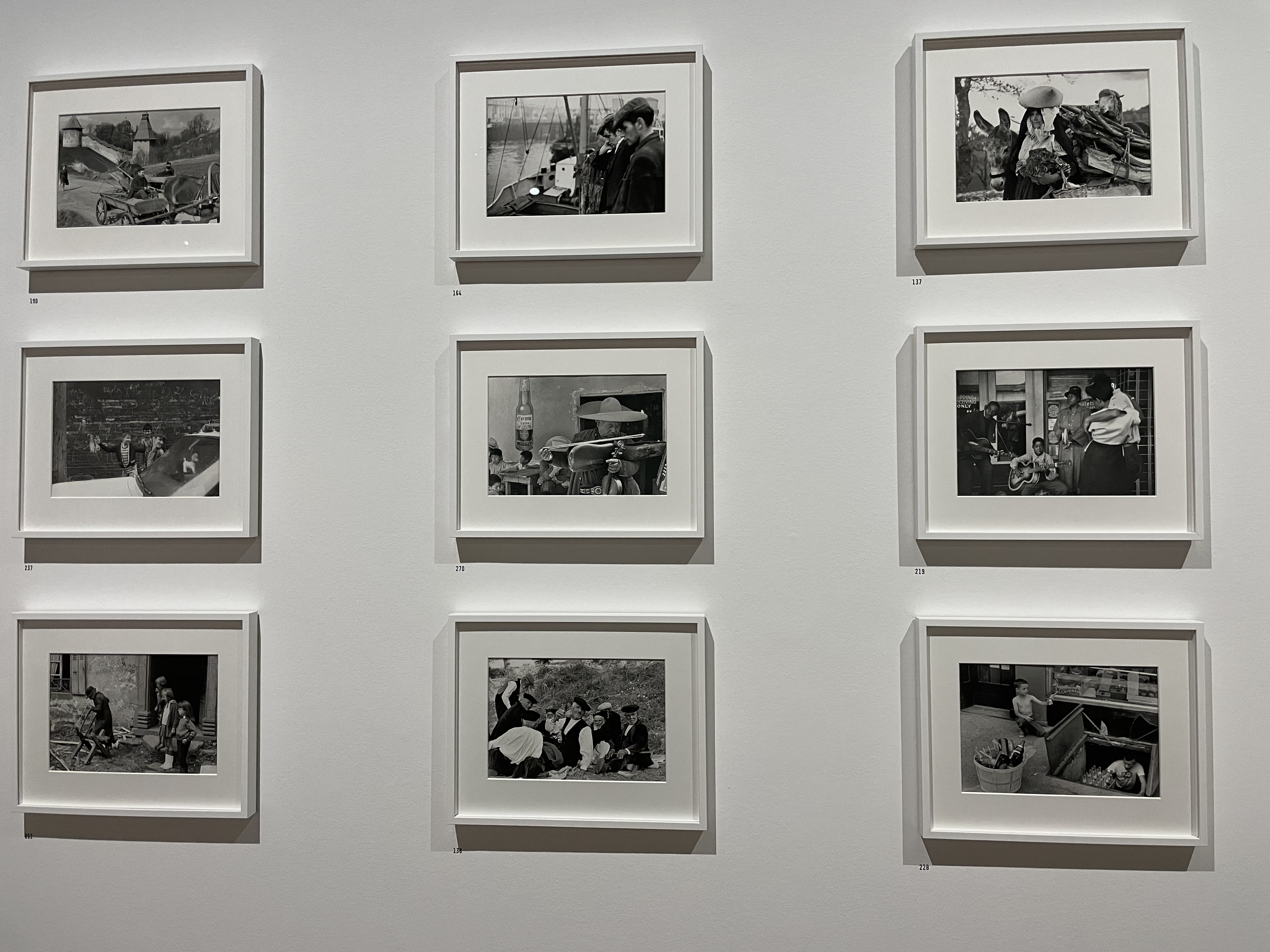 Henri Cartier-Bresson - Sélection François Pinault.