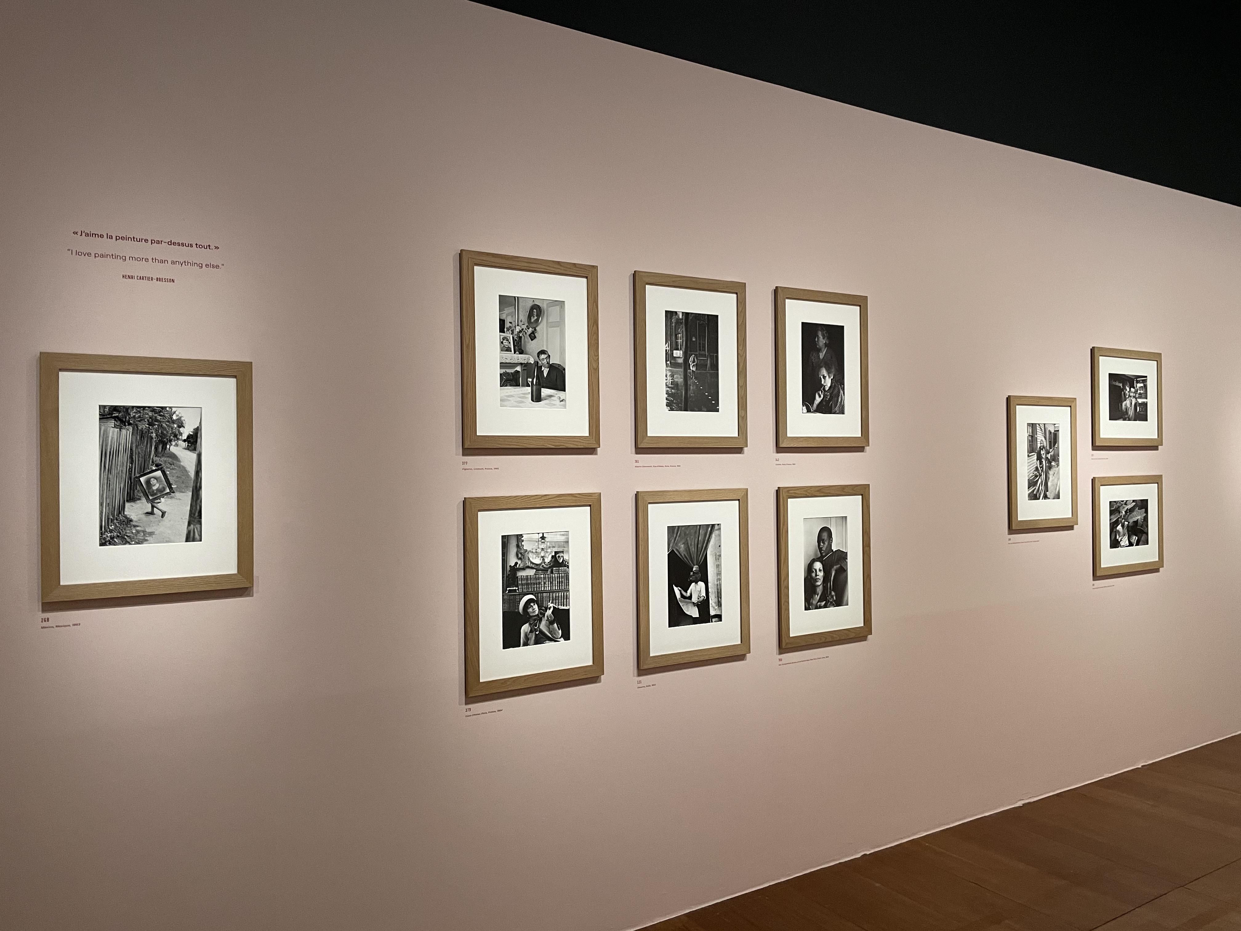 Henri Cartier-Bresson - Sélection Sylvie Aubenas