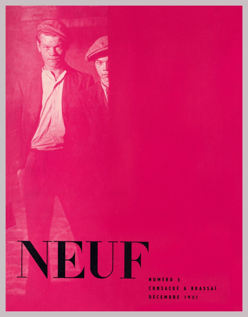 COUVERTURE REVUE NEUF N°5